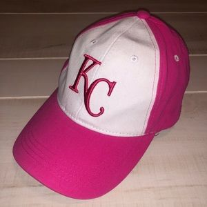 KC Kansas City Royals Baseball Hat Cap